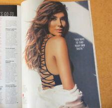 Health Magazine Eva Longoria Desperate Housewives Christie Brinkley
