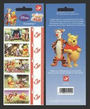 Belgium**DISNEY-WINNIE THE POOH&TIGGER&PIGLET-Booklet 5 DUOSTAMPS-2002-Comics