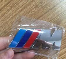 M Sport Power Emblem Sticker Badge for BMW. UK Seller