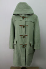 GLOVERALL Mint Duffle Coat size Uk 40
