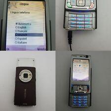 CELLULARE NOKIA N95 GSM UNLOCKED SIM FREE DEBLOQUE