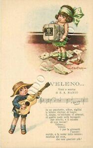 Veleno (versi e musica di Mario) / illustratore Bertiglia