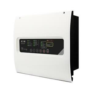 BiWire Flexi two-wire or conventional fire alarm 8 Zone Fire Panel + Instruction