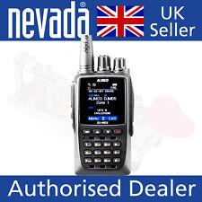 Alinco DJ-MD5GPS  NEW VHF/UHF dualband DMR handheld