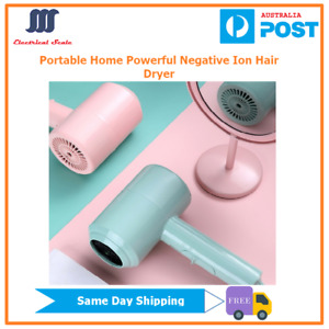 Portable Home Powerful Negative Ion Hair Dryer For Travelling