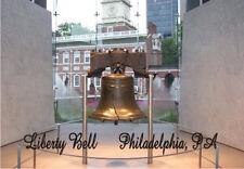 Liberty Bell, Philadelphia PA. Souvenir Travel 2 x 3 Locker Fridge Magnet PP802