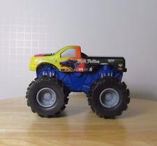 2010 Hot Wheels Monster Jam truck 1:43 Black stallion Rev Tredz '05-06 Champion