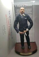 "DANBURY MINT MLK MARTIN LUTHER KING, JR. DOLL 50TH ANNIV "" I HAVE A DREAM "" RARE"