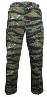 US Army Tiger Stripe VIETNAM Rip Stop TROUSERS - All Sizes REPRO American Camo
