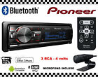 PIONEER DEH-X9600BT + TELECOMANDO 2 USB autoradio CD/MP3/SD BLUETOOTH 3 RCA 4V