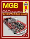 MG B + MGB GT Reparaturanleitung workshop repair manual FARBIG Handbuch colour