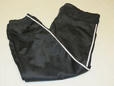 United Athletic Adult M baseball softball Pull up Pant 1 pair black Nos Nwot