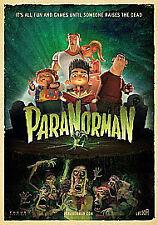 PARANORMAN (BLU-RAY 3D + BLU-RAY + DVD + DIGITAL COPY + UV COPY) [2012] [2015] N