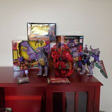 Beast Wars and Kingdom Megatron Collection