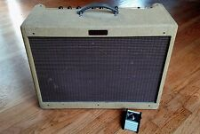 Fender Blues Deluxe USA 1995 Tube  Amplifier  Not-A-Reissue w/FTSW