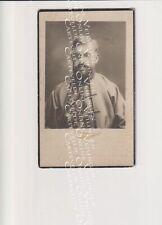 Oud Doodsprentje Missionaris China Lijssens Rupelmonde 1930
