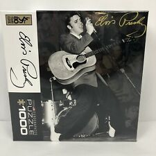New Sealed Elvis Presley Eurographics Puzzle 1000pc Photography Collection