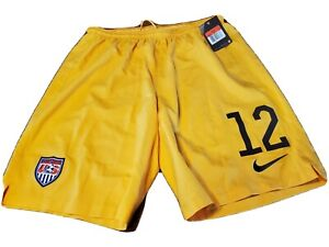 USMNT Nike official match version goalkeeper Shorts   BNWT Brad Guzan size L #12