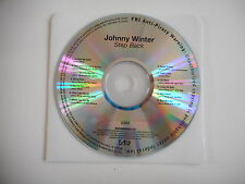 JOHNNY WINTER : STEP BACK [ ULTRA RARE PROMO CD ALBUM ] ~ PORT GRATUIT