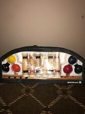 Sportcraft Gamelife Portable 6 Person Lawn Croquet Set Complete in Carrying Case