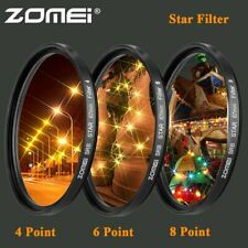 4 Point//2mm Star Filter  49STR42 New Vari Cross Osawa 49 49mm