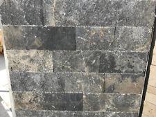Marmo a spacco in pietra per rivestimento pareti interni / esterni h 10 cm