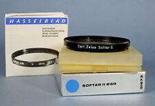 Hasselblad Bayonet Filter Softar II 60 #51673  W/ box, case, Instruction sheet