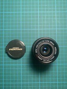 Pentax SMC 35mm f2.8 Objektiv Manual Focus Lens Pentax-m