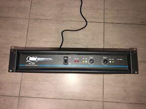 Qsc mx1000a Endstufe Verstärker Professional Top Teil Stereo