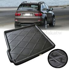 Car Rear Trunk Tray Boot Liner Cargo Mat Floor Protector For BMW X5 E70 2007-17