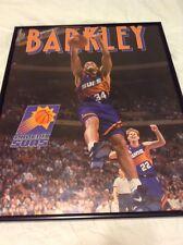 Vintage 1993 CHARLES BARKLEY Phoenix SUNS #34 DANNY AINGE THE DUNK POSTER ~