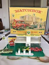 MATCHBOX GIFT SET g-9b-1. RARE version near Comme neuf NEUF dans sa boîte GOOD CONDITION from 1964/65