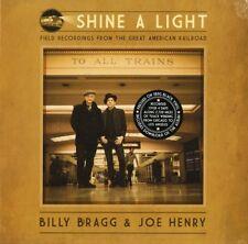 """BILLY BRAGG & JOE HENRY """"SHINE A LIGHT""""  lp sealed"""