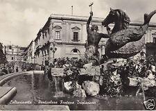 Caltanissetta Particolare Fontana Tripisciano f.g.