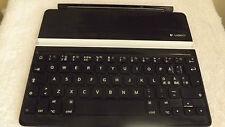 Logitech Ultrathin Bluetooth Keyboard Cover for iPad Mini - BLACK