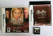Buffy Contre Les Vampires Sacrifice Jeu Game Nintendo Ds Dsi 2DS 3DS XL