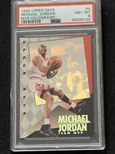 1992 Upper Deck #4 MICHAEL JORDAN