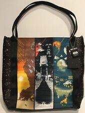 New Disney Parks Harveys Star Wars Trilogy Poster Tote Bag Purse