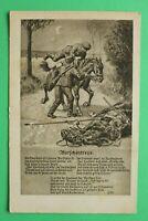 Patriotik AK Burschentreue 1914-18 Reiter Leutnant Pferde Husar 1.WK WWI