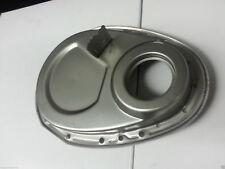 Small block chevy chevrolet timing coversteel raw 350 305 400 327 pointer welded