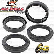 All Balls Fork Oil & Dust Seals Kit For Triumph Tiger 800 2011 11 Motorcycle New