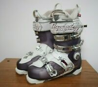 NORDICA BELLE SKI BOOTS SIZE 24.5 WOMEN SIZE 7.5