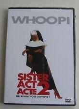 DVD SISTER ACT 2 - Whoopi GOLDBERG / Maggie SMITH / James COBURN - NEUF