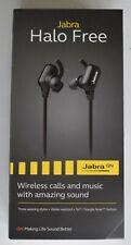 Jabra Halo Free In-Ear Stereo Bluetooth Wireless Earphones / Headphones - Black