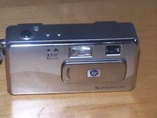 HP PhotoSmart 435 3.3MP appareil photo numérique-Argent
