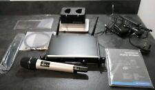 Sennheiser speechline Digital Inalámbrico SL Rack receptor Dw y E835 Micrófono