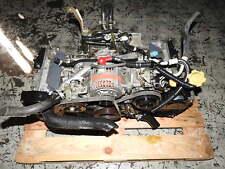 02 03 04 05 Subaru Impreza WRX Motor EJ205 Non AVCS 2.0L Turbo Long Block JDM