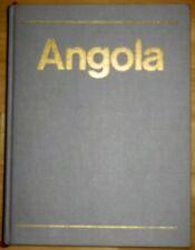 Angola Trabalho e luta Panorama Histórico Geográfico Político Social Económco