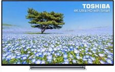 Toshiba 43U6763DB 43 in (ca. 109.22 cm) Smart TV LED 4K Ultra HD FREEVIEW HD 4 HDMI Nuovo