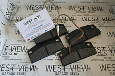 Microcar MC front brake pads - fits MC1 and MC2 - from Selby